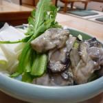 池田 牡蠣料理 かき峰