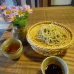 谷六 蕎麦 そば切り 蔦屋