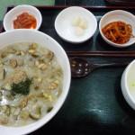 韓国 ソウル (7) 朝粥・ソルロンタン