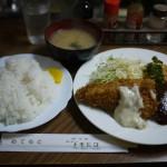 福島 洋食 グリル ニュートモヒロ