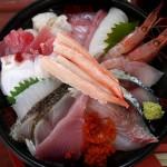 鳥取 【9】海鮮丼 鯛喜(たいき)