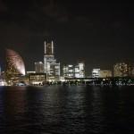 横浜・東京(3) 横浜港 クルーズ ロイヤルウィング