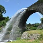中九州旅行 ⑨ 熊本 観光 通潤橋(つうじゅんきょう)