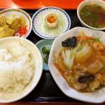 住ノ江 中華料理 太玉 (ターワン)