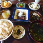 虎キチ 2015夏 沖縄旅行 (3) 沖縄料理 島やさい食堂 てぃーあんだ