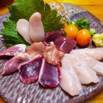堺 鶏料理 みやざき地頭鶏専門店 門出 堺魚市場本店