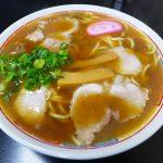 2017夏 虎キチ in 和歌山(5)中華そば 丸京(○京)