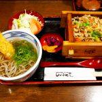 堺筋本町 蕎麦 しっぽく庵