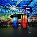 2018 秋 虎キチ 旅行記 in 台湾(13)高雄 世界で2番目に美しい駅 美麗島駅