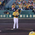 聖地 甲子園 阪神タイガース  2019(07/25 横浜DeNA戦)
