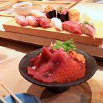 2019 6月 虎キチ 旅行記 in 東京(2)築地 寿司 築地虎杖 別館
