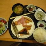 福岡 ホテルで朝食