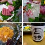 梅田 太融寺 お食事お魚の店 三門
