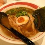 白鷺 ラーメン 新徳島拉麺 まる徳ラーメン (元祖・勝治流つけ麺)