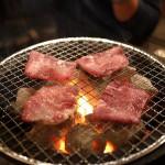 阿波座 焼肉 炭焼和牛 七福