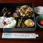 函館・青森(21) 青森・十和田湖 食堂 子の口湖畔食堂 (ねのくち)