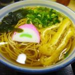恵美須町 蕎麦・丼 そば処 まる栄
