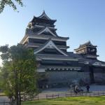 中九州旅行 ⑤ 熊本 観光 熊本城