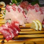 中九州旅行 ⑦ 熊本 馬肉料理専門店 馬桜 下通り店