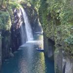 中九州旅行 ⑫ 宮崎 観光 高千穂峡