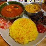 北新地 スリランカ料理 カレーや デッカオ