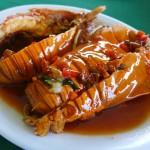 2015 SUMMER 虎キチ 旅行記 in CEBU SALO-SALO sutukil (seafood)(11)