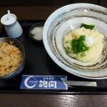 下寺・恵美須町 うどん 釜揚饂飩 詫間(TAKUMA)