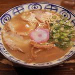 和歌山(3)ラーメン 中華そば 丸田屋 ぶらくり丁店