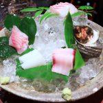 北新地 日本料理 粋魚 むらばやし
