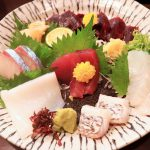 梅田 おでん 鮮魚料理 丸