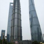 虎キチ 2020【JAN-1】 (12) 旅行記 in 中国・上海 観光 高層ビル