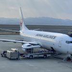 虎キチ 2020【JAN-1】 (2) 旅行記 JGC修行《1》JAL 891便 KIX-PVG