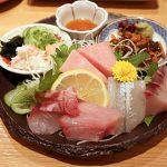 梅田 海鮮料理 魚屋スタンドふじこ