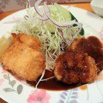 針中野 洋食 グリル 冨二三亭 (ふじみてい)