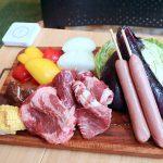 梅田 BBQ LINKS UMEDA SUZUNE GLAMPING BBQ & BEER GARDEN