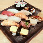 梅田 寿司 さかなやの maru 寿司 ルクア1100店