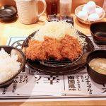 堺東 とんかつ 豚屋とん一 堺東駅前店