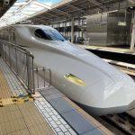 虎キチ 2021【Aug】旅行記 (1)新大阪 新幹線の旅