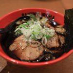 虎キチ 2021【july-1】旅行記 (11)富山 ラーメン 富山ブラック 麺家いろは CiC店
