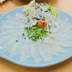 虎キチ 2021【Aug】旅行記 (3)山口・下関 海鮮料理 おかもと鮮魚店